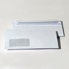 * Fensterbriefumschlag 125 x 235 mm