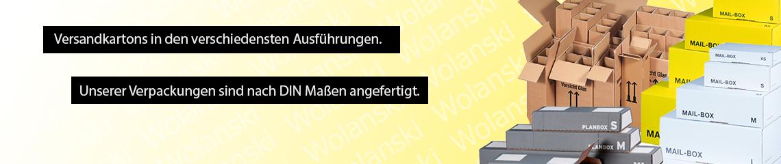 Wolanski Willkommen